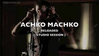 Achko machko (yo yo honey singh)HD video