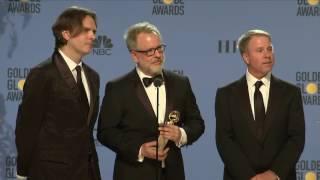 Zootopia Creators - Golden Globes 2017 - Full Backstage Interview
