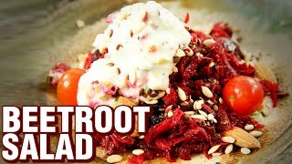 Beetroot Salad | Healthy Salad Recipes | Easy Salad Recipes | Chef Rishim Sachdeva