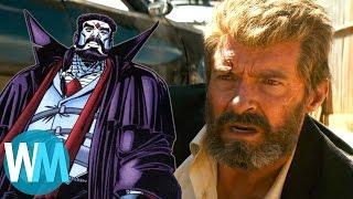 New LOGAN Trailer: New Villains, Mr. Sinister?