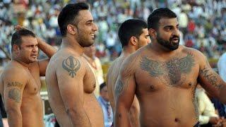 India vs Pakistan Kabaddi Final Match