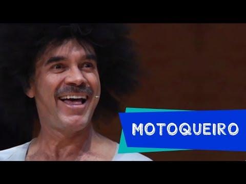 Motoqueiro Nilton Pinto e Tom Carvalho A Dupla do Riso
