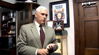 Office Space: Mike Pence