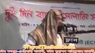 পীর কি মানুষ তাকে বানায় নাকি সে নিজেই হয়  Dr Muhammad Saifullah