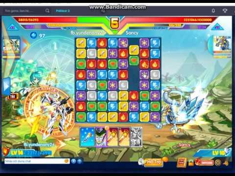 pokiwar- ShinFire tiến hóa glx1 đánh boss