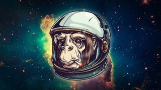 Adobe Illustrator Tutorial: How to Draw an Astrochimp