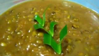 Dapur Nima - Bubur Kacang Hijau