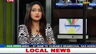 Impact TV- Manipuri Film Actress Bala Hijam on Manung Hutna 07 November 2015 - IMPACT TV