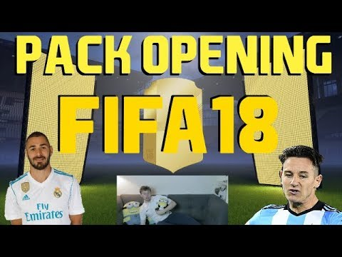 Xxx Mp4 JE VOEUX BENZEMA Pack Opening FIFA18 3gp Sex