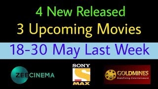 4 New Released - 3 Upcoming South Hindi Movies (May Last Week) | World Television Premiere