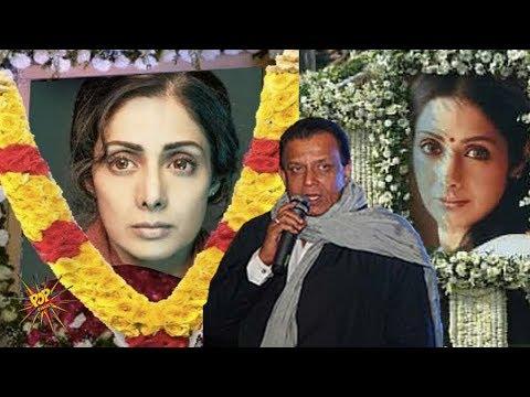 Xxx Mp4 শ্রীদেবীকে নিয়ে মুখ খুললেন মিঠুন। Bollywood Actress Sridevi Mithun News 3gp Sex