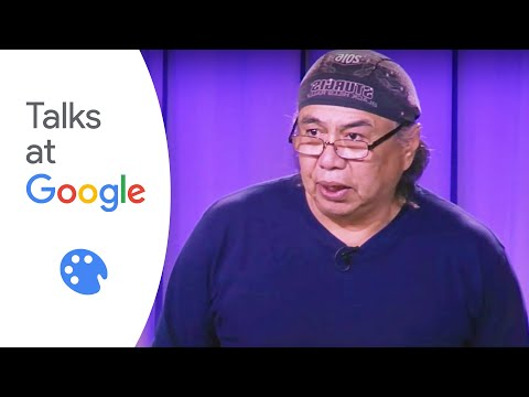 Levi EagleFeather The Power of Peaceful Resistance Talks at Google