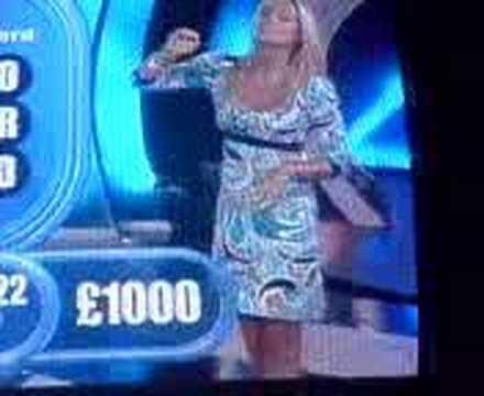 Quiz TV Woman