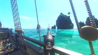 PIRATE SHIP BATTLES! - BLACKWAKE GAMEPLAY