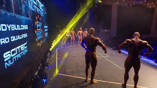 Iron Rebel Show 2018 - Super Heavyweight - Judgeing - Action Cam
