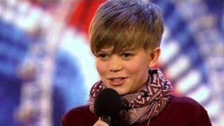 Ronan Parke - Britain's Got Talent 2011 Audition - International Version