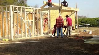 guest house build