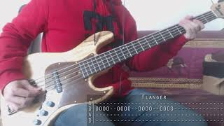 Tool - Lateralus [Bass Cover + Tab]
