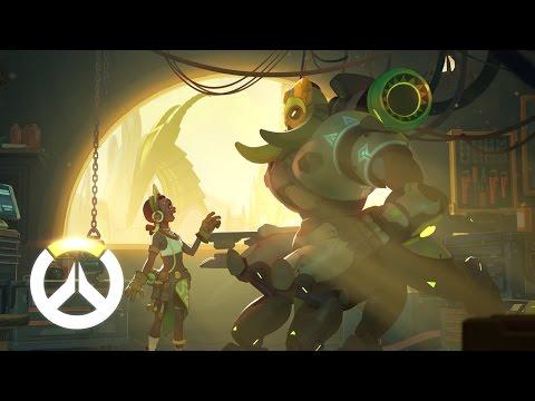 [NEW HERO - AVAILABLE ] Orisa Origin Story | Overwatch