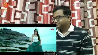 Indian Reaction on movie song  on Tomake Apon kore
