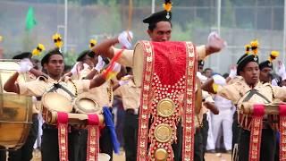 CENTENARY SPORTSMEET 2018 Eastern Cadet Band (Bandaranayake college Gampaha)