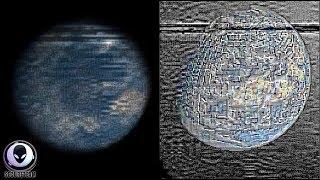Photos TAKEN BY Alien Spacecraft? 9/26/17