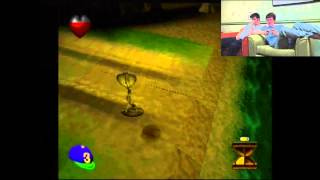 THIS GAME!!!!!!!! Rascal (PS1) Part 11... Lotus Issues.