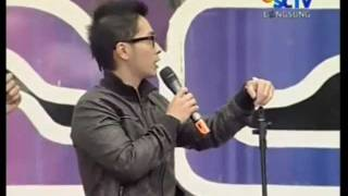 Kerispatih - Menjemput Impian Live Performed di INBOX 2411 Courtesy SCTV