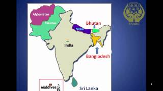 SAARC, South Asian Association for Regional Cooperation, सार्क, दक्षेस, MPPSC, SSC exams, railway