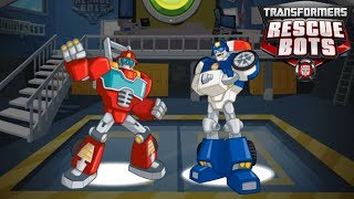 Transformers Rescue Bots Hero Adventures - All Bots Gameplay Walkthrough Part 2 (ios, android)