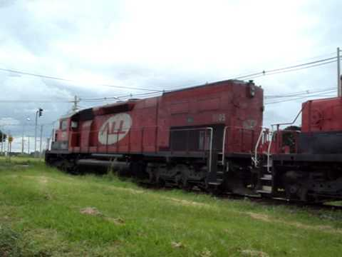 TREM DOIDÃO TRAIN MAD railways brazilian BY FARINA