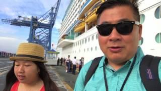 Asian Cruise - Singapore Thailand Vietnam Hong Kong June 2017