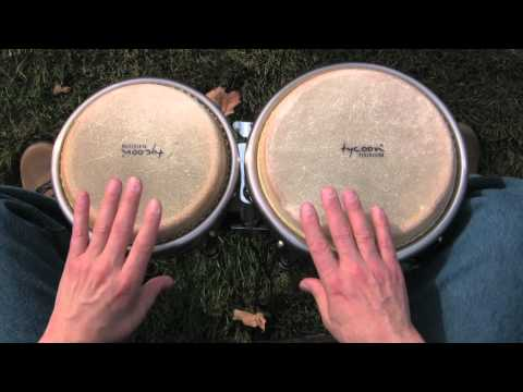Xxx Mp4 How To Play Your First Rhythm On Bongos A Lesson For Beginners 3gp Sex