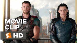 Thor: Ragnarok Movie Clip - Get Help (2017) | Movieclips Coming Soon
