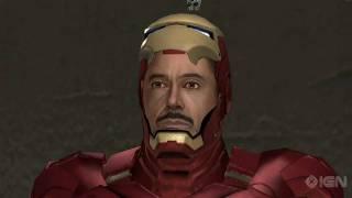 Iron Man 2 Game Launch Trailer