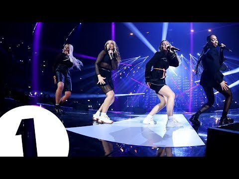Little Mix Woman Like Me Radio 1 s Teen Awards 2018 FLASHING IMAGES