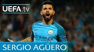 Five great Sergio Agüero goals
