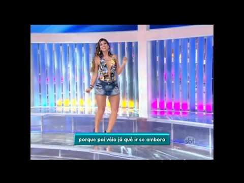 Xxx Mp4 Livia Andrade Rouba A Cena E Samba No Programa 3gp Sex