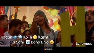 O sathi new video status from baahgi 2