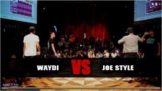 JOE STYLES vs WAYDY - pool 4 - GS FUSION CONCEPT WORLD FINAL  
