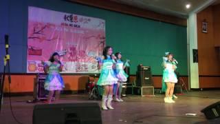[ Daisy ] E-Girls - Odoru Ponpokorin (dance & sing Cover)