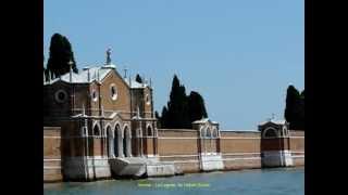 2012 Italia   Venezia, De Burano à Venise via Faro, Cimiterio, F  Nove, Cannaregio