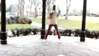 D.T.GT!!! Boxing/fight training video: 4.1.2012