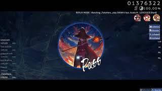 Osu! SWAN K Feat. Asuka M // rs_fadeaway [Love B.B.B] Hard+ HD HR SD (99.73%)