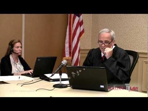 SSDI Hearing Video