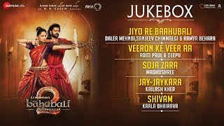 Baahubali 2 The Conclusion - Full Movie Audio Jukebox | Prabhas & Anushka Shetty | M.M.Kreem | HINDI