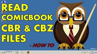 [Without Software] How to READ ComicBook CBR and CBZ Files on Windows