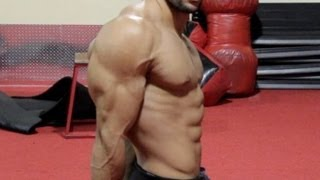 Bigger arms triceps workout routine