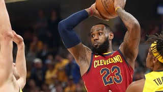 LeBron James: 'Hopefully I'm at my best' tonight, Cavs vs. Pacers Game 5