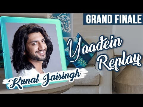 KUNAL JAISINGH aka OMKARA Relives His Acting Journey | Dil Boley Oberoi | Ishqbaaz | Yaadein Replay